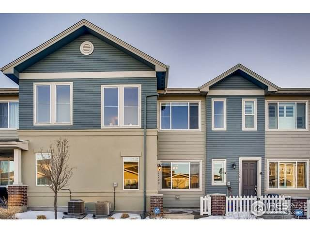 15550 W 64th Pl B, Arvada, CO 80007 (MLS #934702) :: Bliss Realty Group