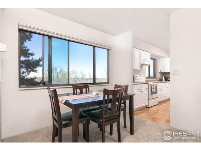 1850 Folsom St #601, Boulder, CO 80302 (MLS #934703) :: Downtown Real Estate Partners