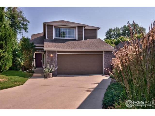 3318 Wright Cir, Boulder, CO 80301 (#934704) :: The Griffith Home Team