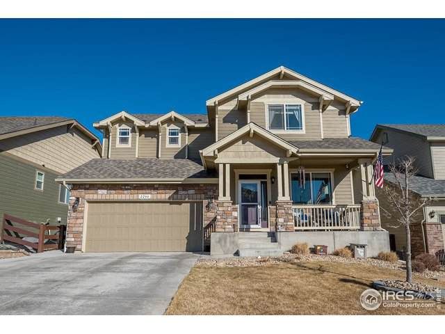 2244 Stonefish Dr, Windsor, CO 80550 (MLS #934713) :: J2 Real Estate Group at Remax Alliance