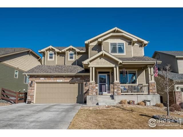 2244 Stonefish Dr, Windsor, CO 80550 (MLS #934713) :: 8z Real Estate