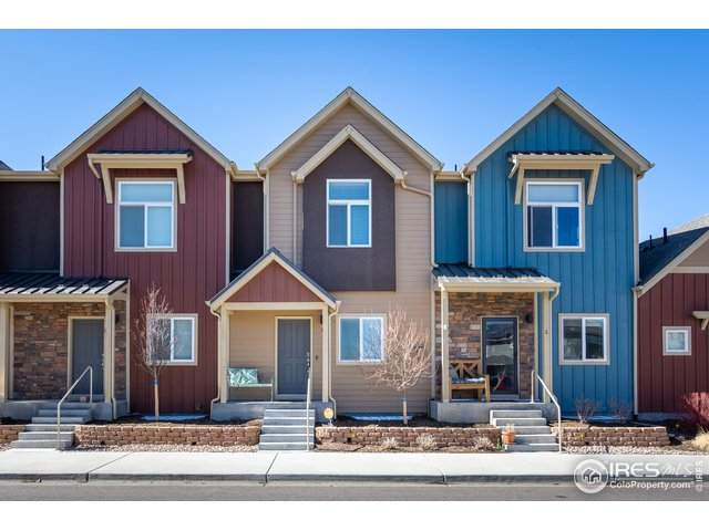 1305 Kestrel Ln K, Longmont, CO 80501 (#934715) :: Compass Colorado Realty