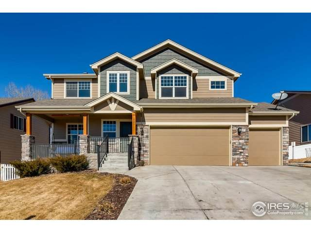 331 Heidie Ln, Milliken, CO 80543 (#934717) :: iHomes Colorado