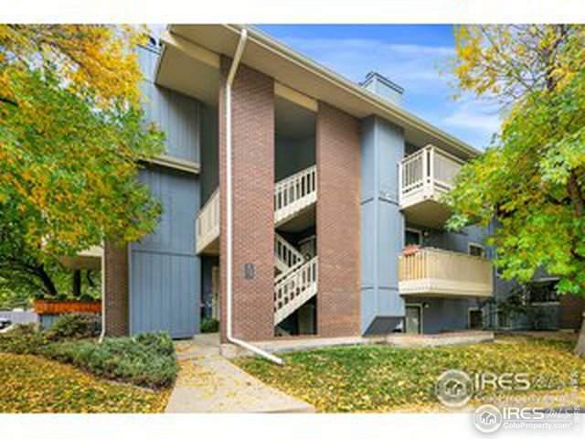 2800 Kalmia Ave C309, Boulder, CO 80301 (MLS #934734) :: 8z Real Estate