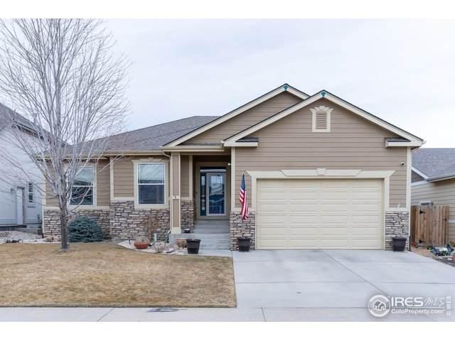 722 Traildust Dr, Milliken, CO 80543 (MLS #934738) :: 8z Real Estate
