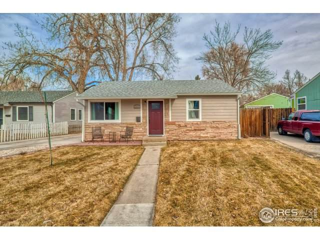 128 E 5th Ave, Longmont, CO 80504 (MLS #934739) :: J2 Real Estate Group at Remax Alliance