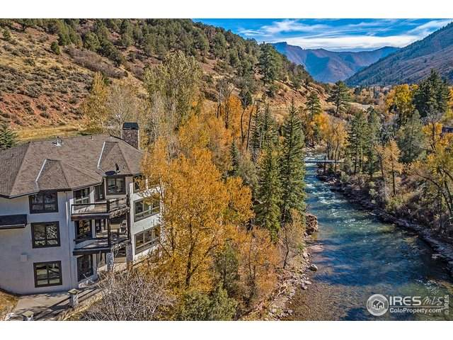 50 N River Rd, Snowmass, CO 81654 (MLS #934749) :: Downtown Real Estate Partners