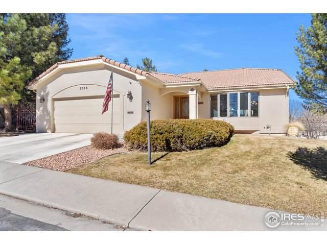 2039 Vista Dr, Loveland, CO 80538 (MLS #934753) :: 8z Real Estate