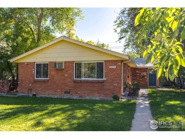 2412 Mapleton Ave, Boulder, CO 80304 (MLS #934755) :: Jenn Porter Group