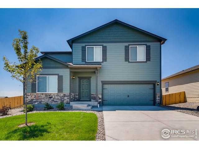 1077 Long Meadows St, Severance, CO 80550 (#934766) :: The Margolis Team