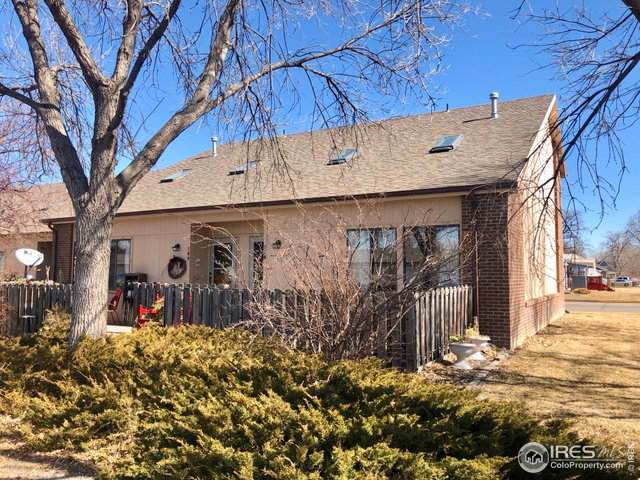 603 Park St #110, Sterling, CO 80751 (MLS #934773) :: Downtown Real Estate Partners