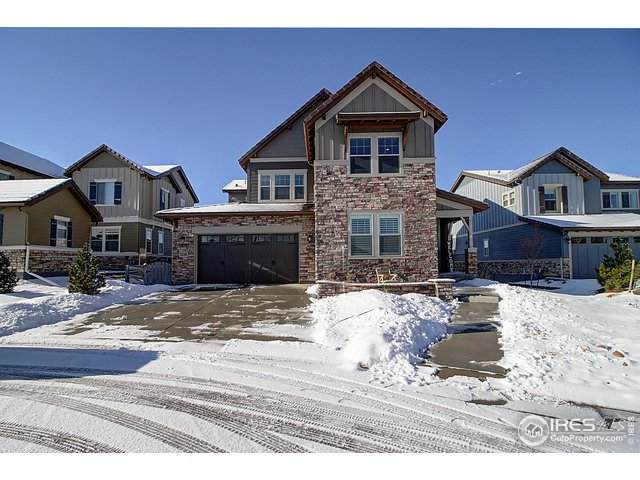 10877 Red Sun Ct, Highlands Ranch, CO 80126 (#934799) :: The Margolis Team