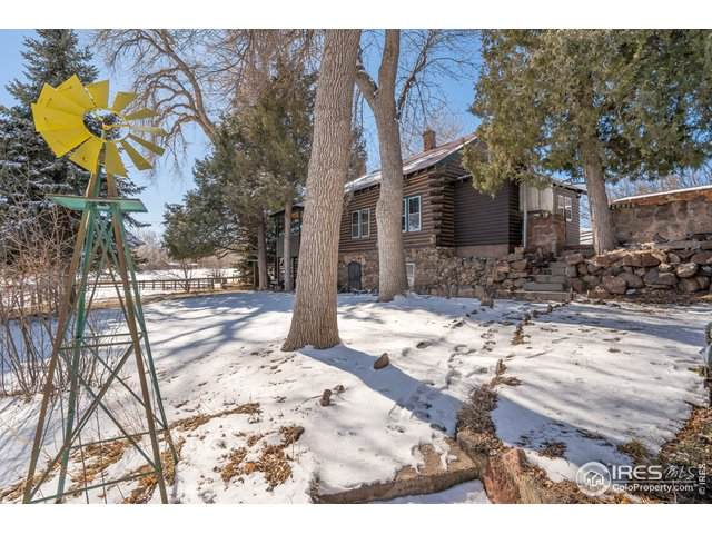 3205 2nd St, Bellvue, CO 80512 (MLS #934806) :: Downtown Real Estate Partners