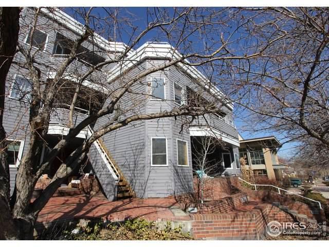 1529 Spruce St #3, Boulder, CO 80302 (MLS #934809) :: Jenn Porter Group