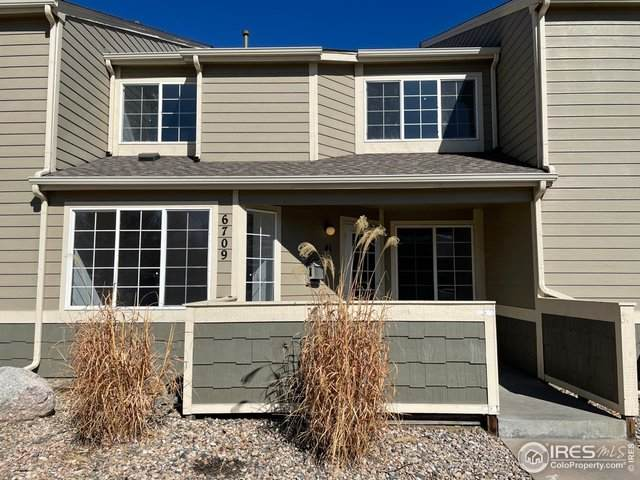 6709 Antigua Dr #41, Fort Collins, CO 80525 (MLS #934810) :: Downtown Real Estate Partners