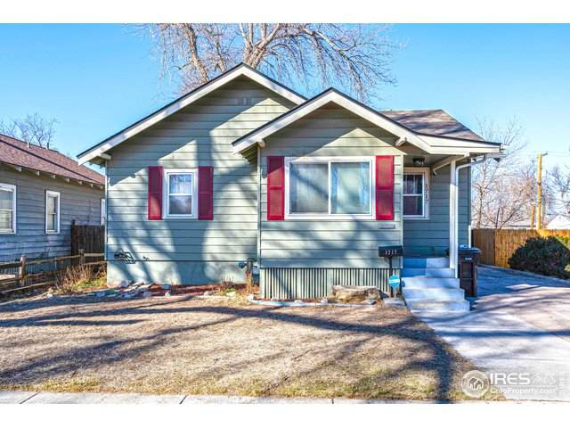 1717 8th St, Greeley, CO 80631 (MLS #934812) :: Bliss Realty Group