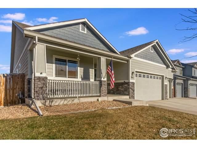 941 Dove Hill Rd, La Salle, CO 80645 (MLS #934813) :: Jenn Porter Group
