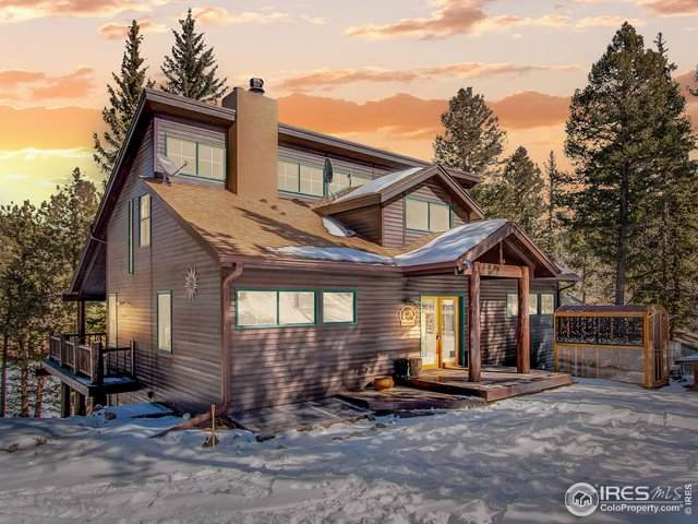 21 Meadow Lake Dr, Lyons, CO 80540 (MLS #934815) :: Jenn Porter Group