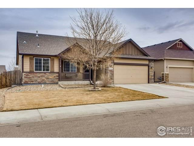 491 Homestead Ln, Johnstown, CO 80534 (MLS #934816) :: Bliss Realty Group
