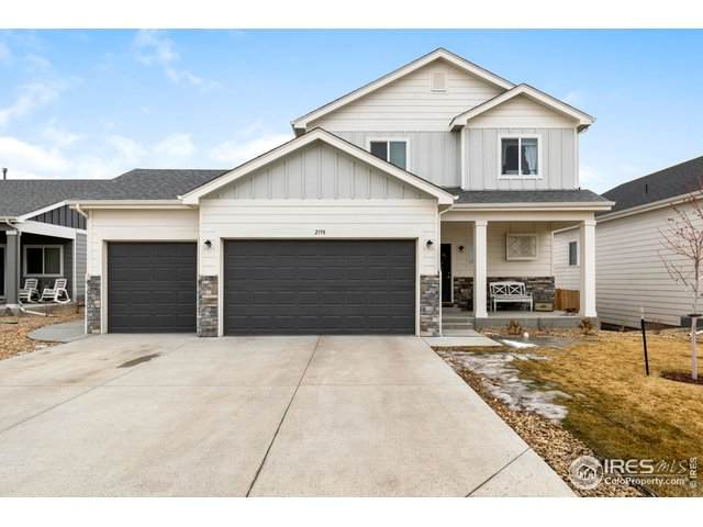 2198 Wagon Train Dr, Milliken, CO 80543 (MLS #934817) :: Bliss Realty Group