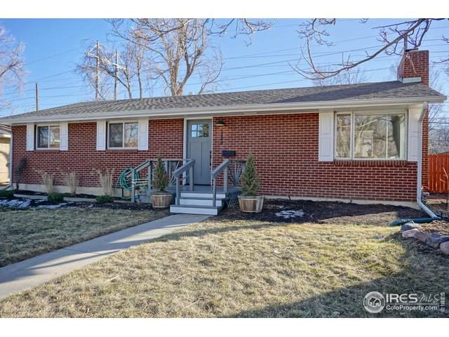2200 Floral Dr, Boulder, CO 80304 (MLS #934820) :: 8z Real Estate