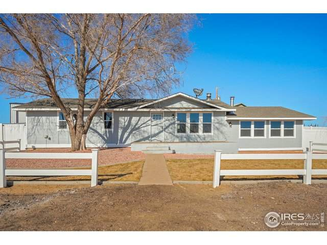 25269 County Road 50, Kersey, CO 80644 (MLS #934821) :: Tracy's Team
