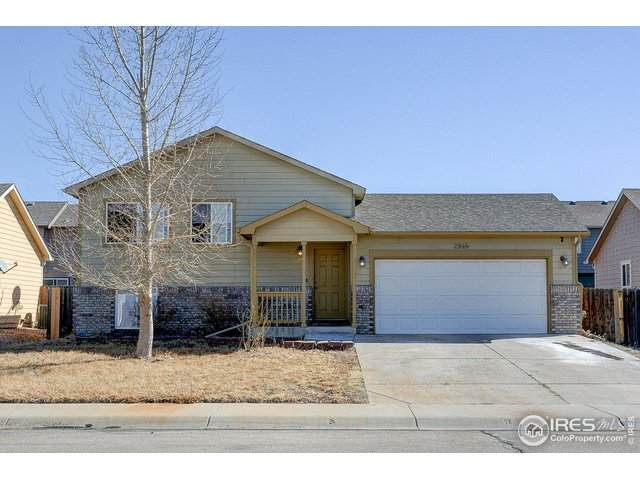 2946 Ash Ave, Greeley, CO 80631 (MLS #934824) :: Bliss Realty Group