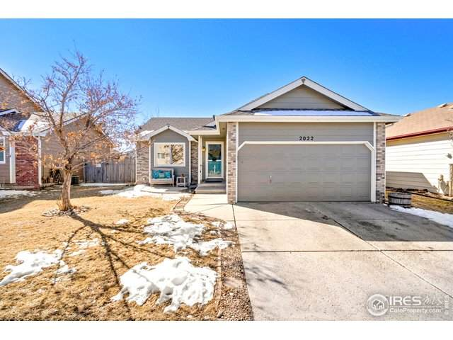 2022 Chancery Dr, Loveland, CO 80538 (#934825) :: My Home Team