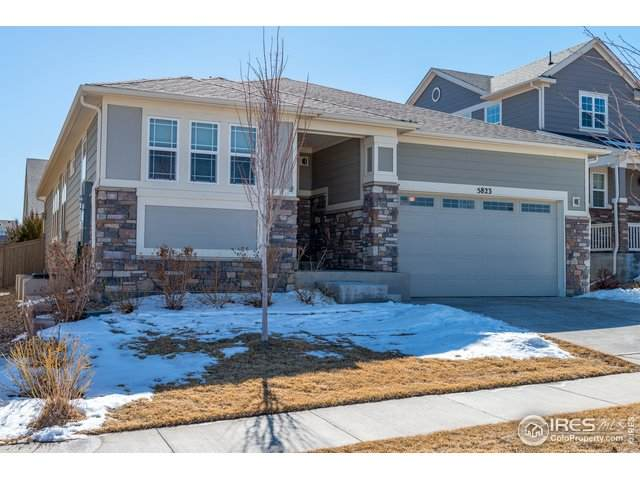 5823 Westerly Pl, Longmont, CO 80503 (MLS #934826) :: Downtown Real Estate Partners