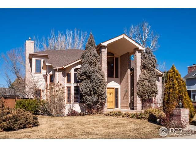 6301 Swallow Ln, Boulder, CO 80303 (MLS #934828) :: J2 Real Estate Group at Remax Alliance
