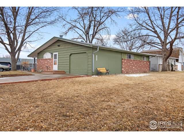 1008 21st St, Loveland, CO 80537 (MLS #934829) :: The Sam Biller Home Team