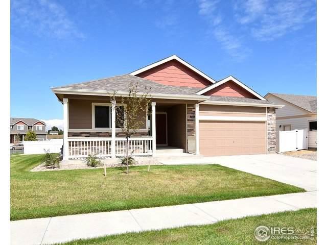 2707 Sapphire St, Loveland, CO 80537 (MLS #934831) :: Find Colorado