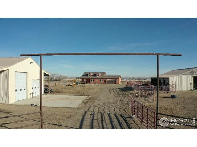 2865 County Road 10, Erie, CO 80516 (MLS #934851) :: Downtown Real Estate Partners