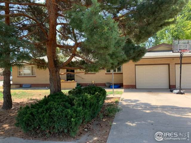 1402 W 11th St, Loveland, CO 80537 (#934852) :: Re/Max Structure