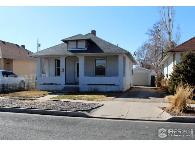 721 Lake St, Fort Morgan, CO 80701 (MLS #934862) :: Downtown Real Estate Partners