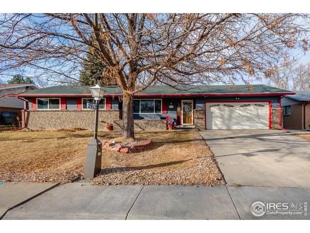2912 University Ave, Longmont, CO 80503 (MLS #934899) :: 8z Real Estate