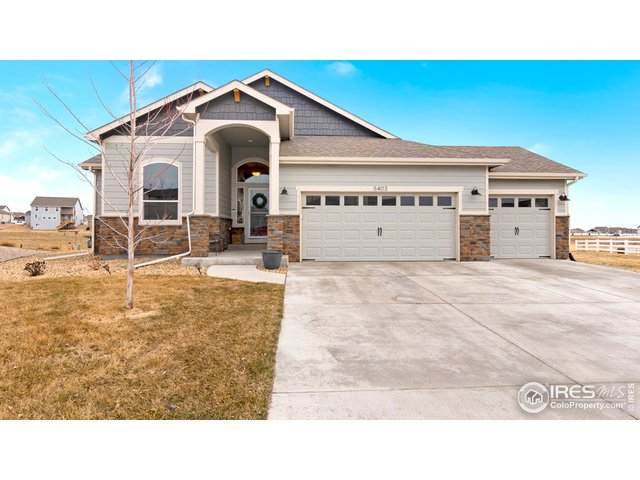 5403 Bexley Dr, Windsor, CO 80550 (MLS #934926) :: Downtown Real Estate Partners