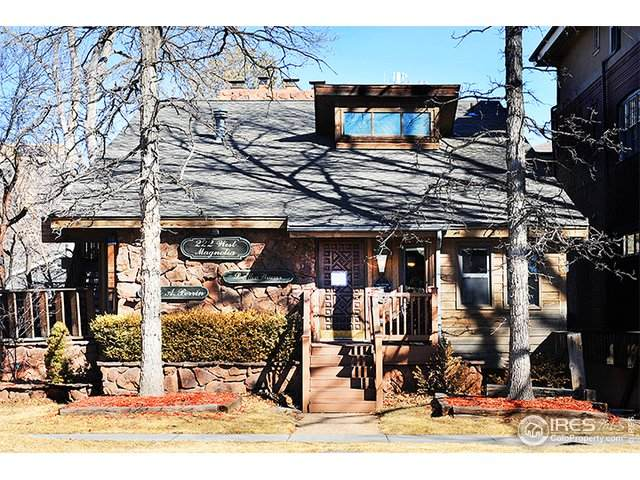222 W Magnolia St, Fort Collins, CO 80521 (MLS #934940) :: Keller Williams Realty