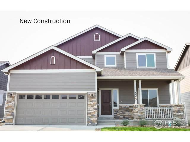 1889 Egnar St, Loveland, CO 80538 (MLS #934954) :: Downtown Real Estate Partners