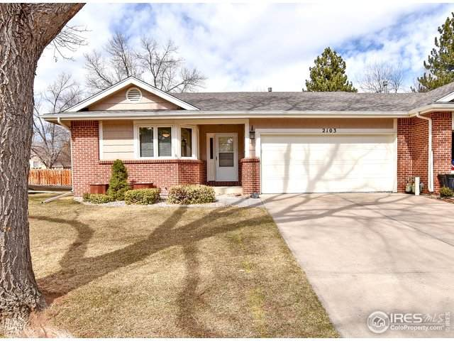 2103 Creekwood Ct, Fort Collins, CO 80525 (MLS #934967) :: Tracy's Team
