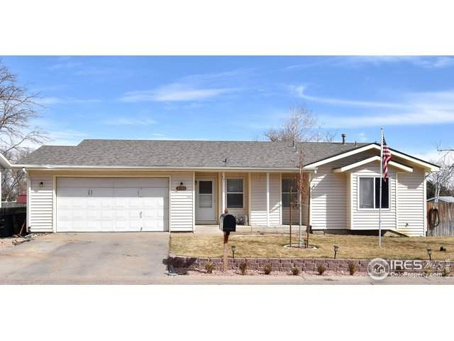 4560 Dinosaur Ct, Greeley, CO 80634 (#934972) :: The Griffith Home Team