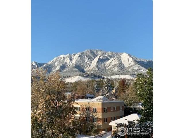 850 20th St #502, Boulder, CO 80302 (MLS #934996) :: Downtown Real Estate Partners