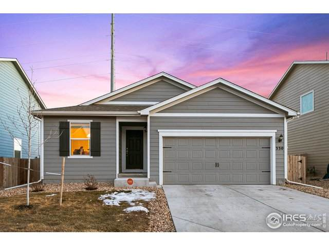 330 Mesa Ave, Lochbuie, CO 80603 (MLS #935004) :: Kittle Real Estate