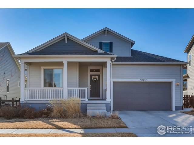 1884 Wright Dr, Erie, CO 80516 (MLS #935009) :: The Sam Biller Home Team