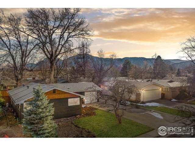 2430 Glenwood Dr, Boulder, CO 80304 (MLS #935011) :: Wheelhouse Realty