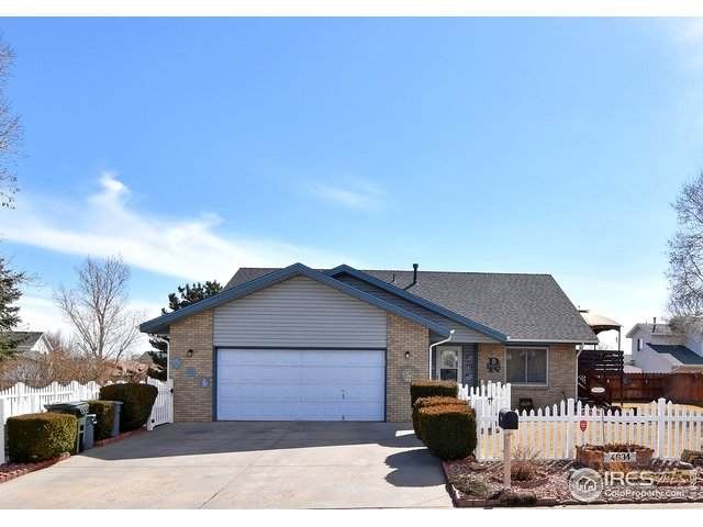 4634 Carlsbad Dr, Greeley, CO 80634 (#935025) :: The Griffith Home Team