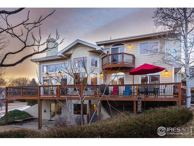 7191 Snow Peak Ct, Niwot, CO 80503 (MLS #935067) :: Wheelhouse Realty