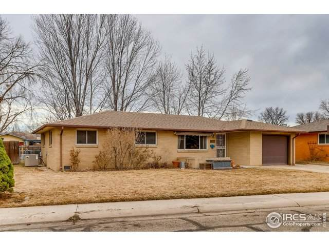 1223 Juniper St, Longmont, CO 80501 (MLS #935074) :: The Sam Biller Home Team
