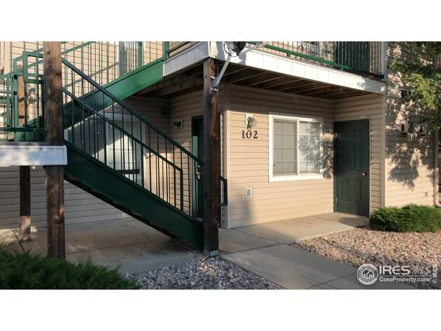 1120 City Park Ave #102, Fort Collins, CO 80521 (MLS #935084) :: Downtown Real Estate Partners