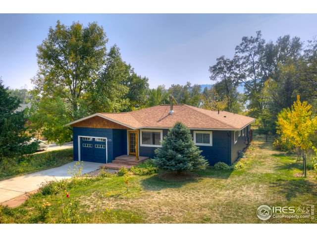 235 Park St, Lyons, CO 80540 (MLS #935134) :: Jenn Porter Group